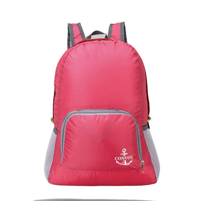8b188f03ae91 Lightweight Foldable Waterproof Nylon Women Men Children Skin Pack Backpack  Travel Outdoor Sports Camping Hiking Bag Rucksack