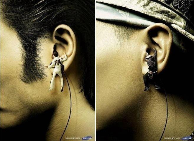 Headphones by Samsung