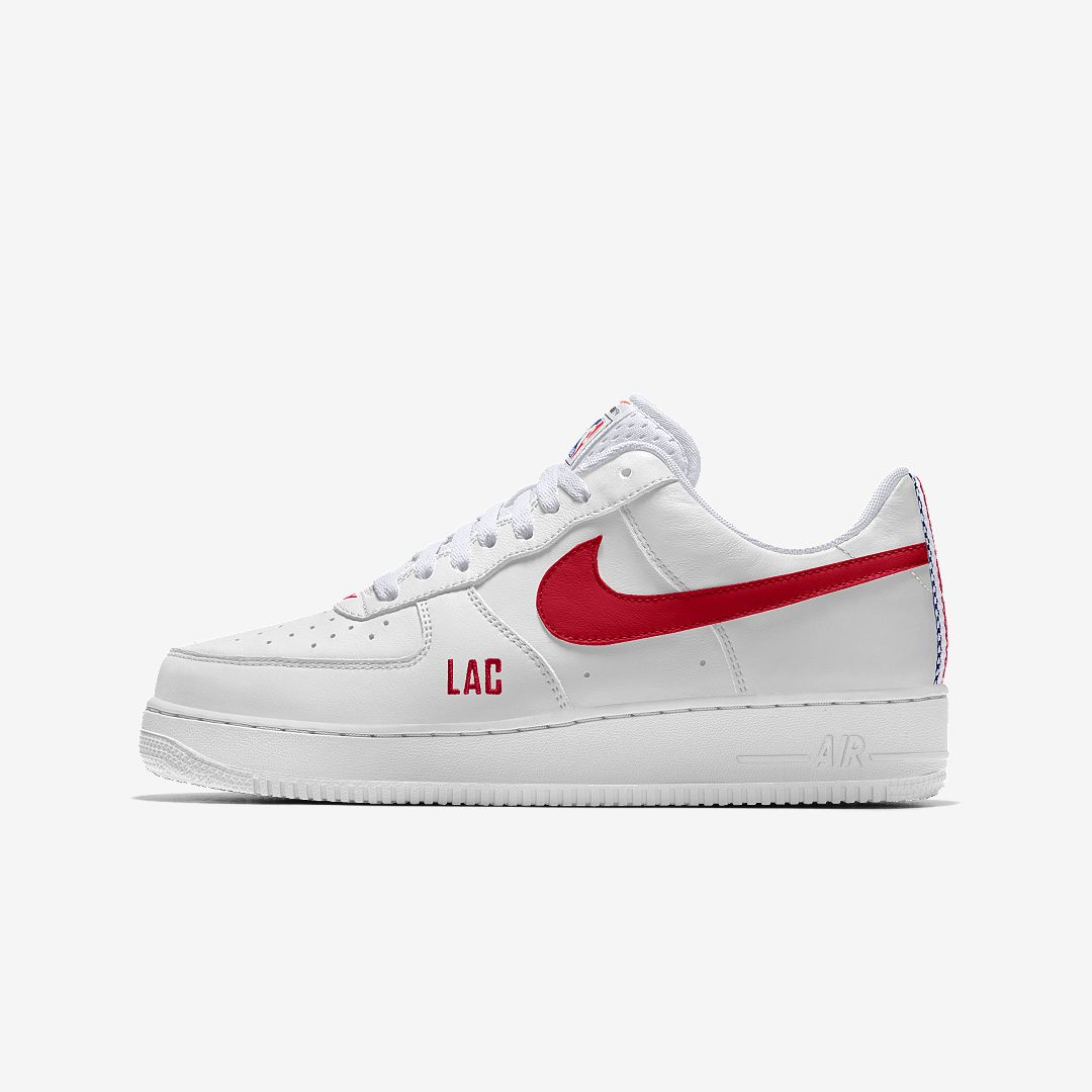The Nike Air Force 1 Premium iD Shoe in 2019 | Products