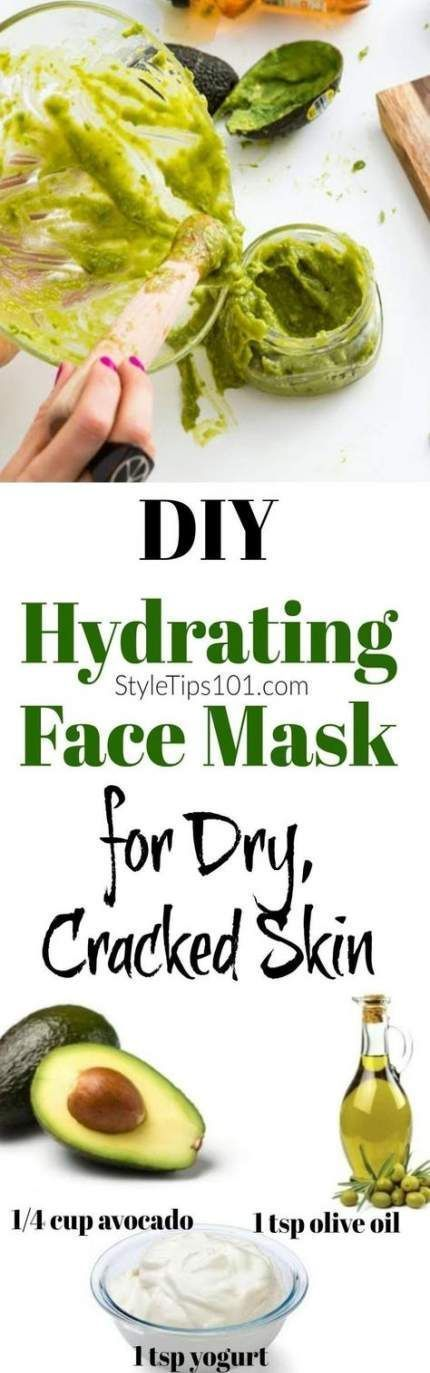 DIY Face Mask for Acne Yogurt 22 Ideas  v