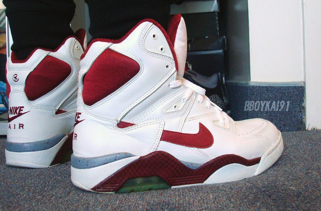 the latest 961b1 81039 1991 Nike Air Force VI back