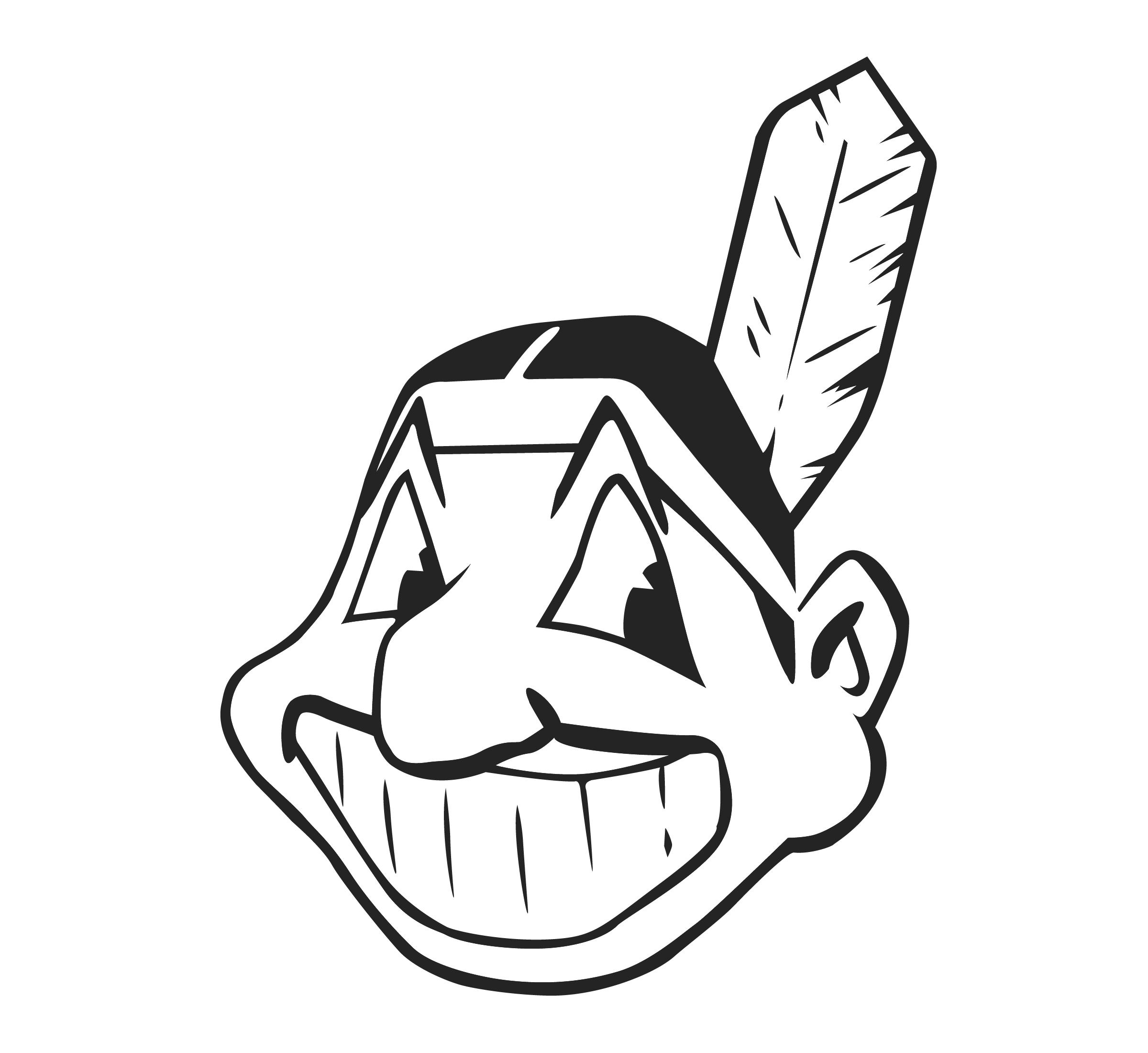 American Indians PNG Image Cleveland indians logo