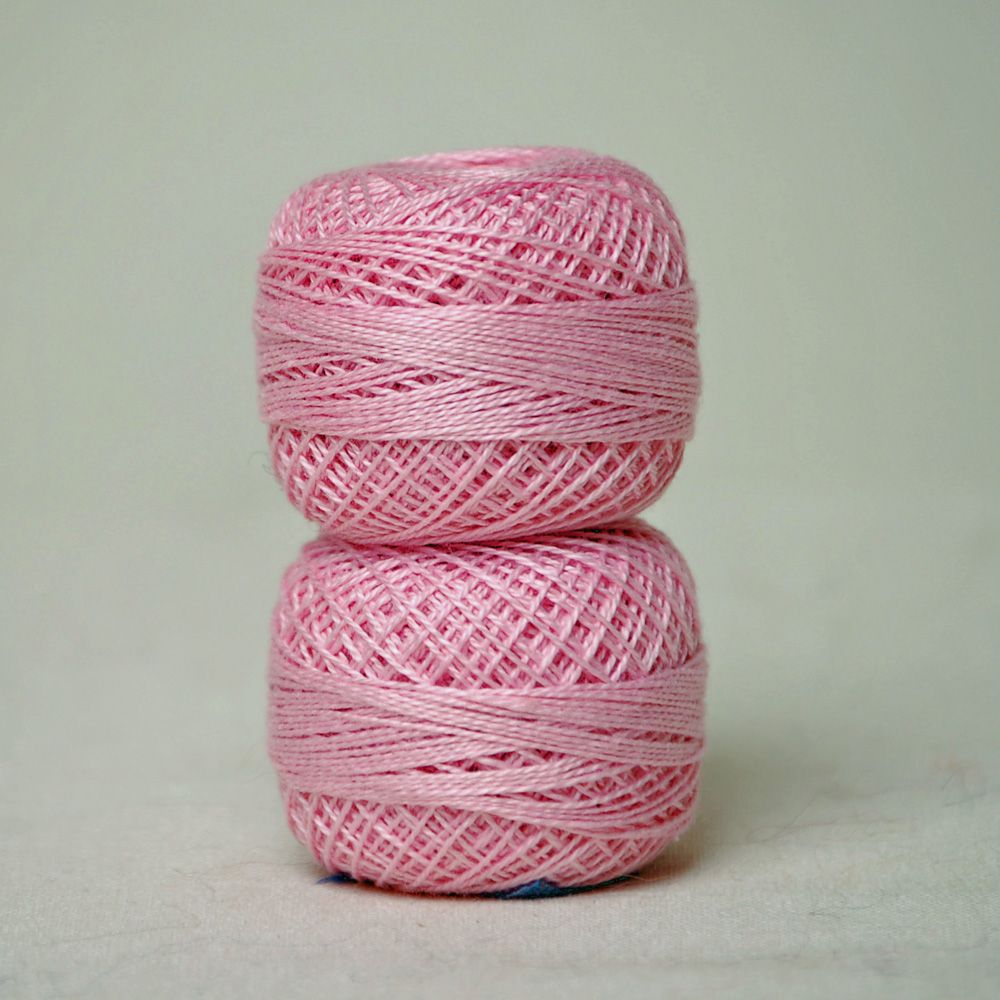 Pearl Cotton Embroidery Thread From Valdani 100 Pearl Cotton Hand