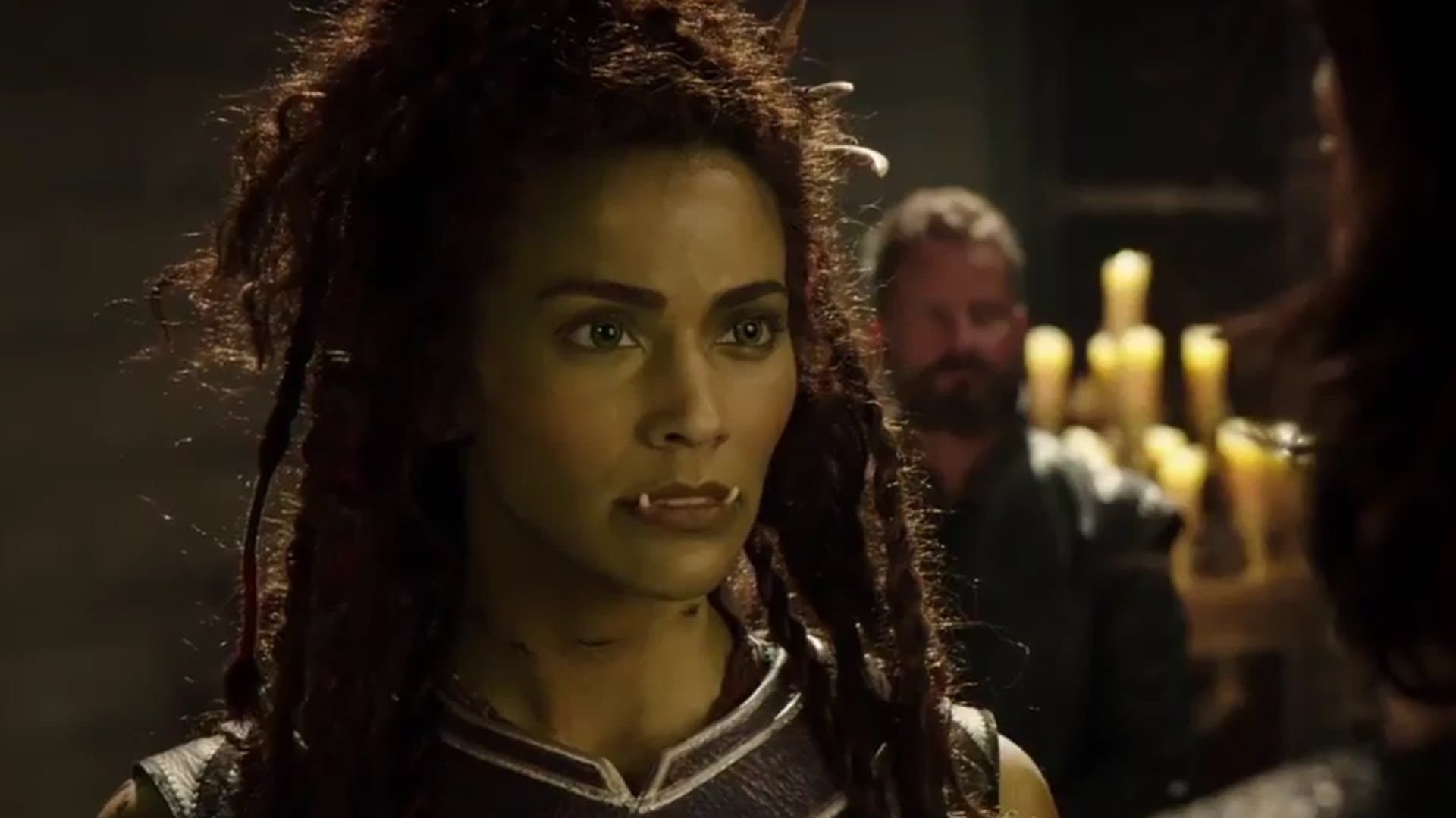 Paula Patton 8211 Garona Warcraft Movie Warcraft Movie Garona
