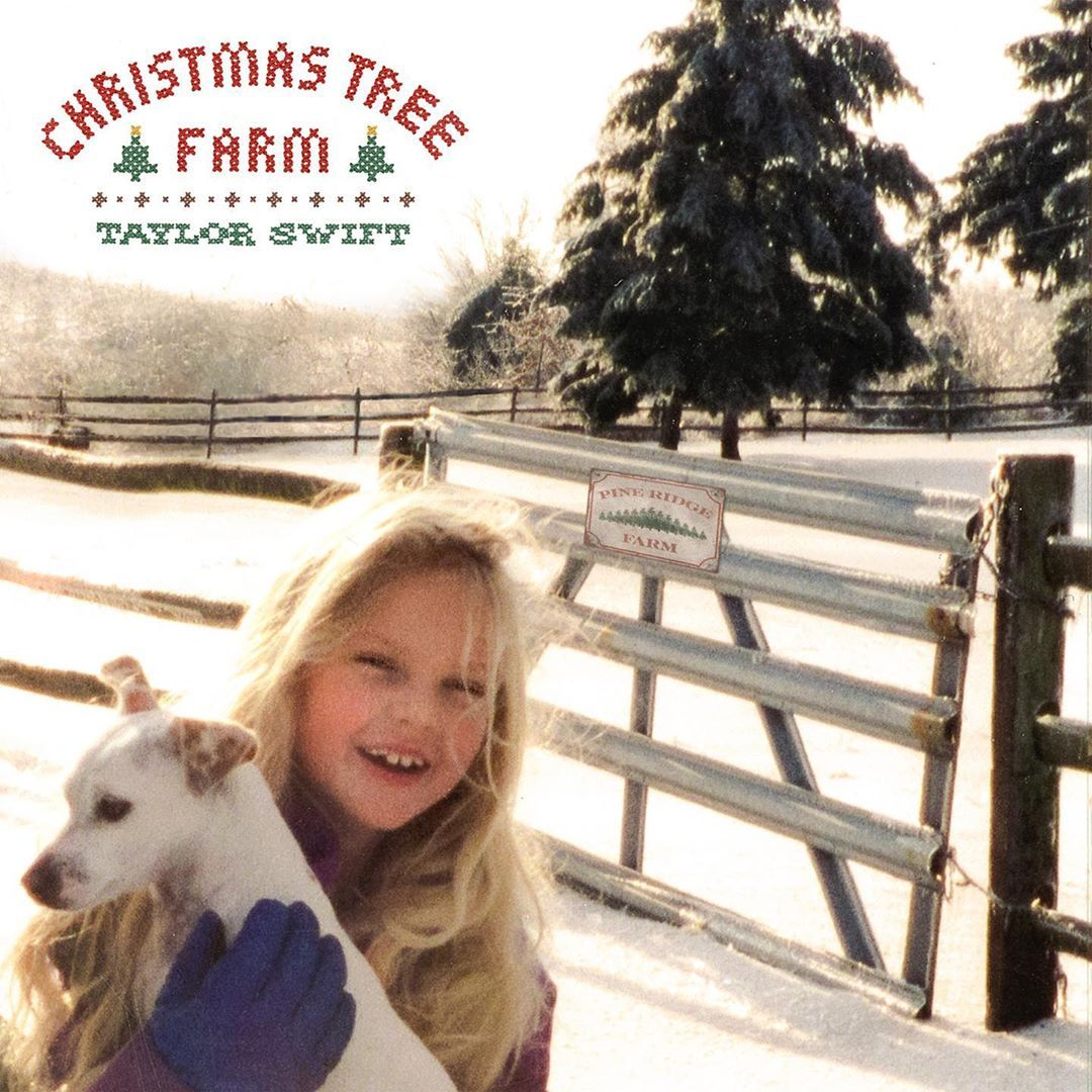 I actually did grow up on a Christmas tree farm. In a