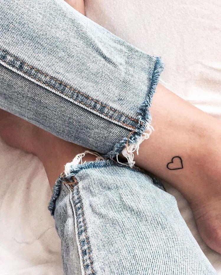 #tattoo #hartje