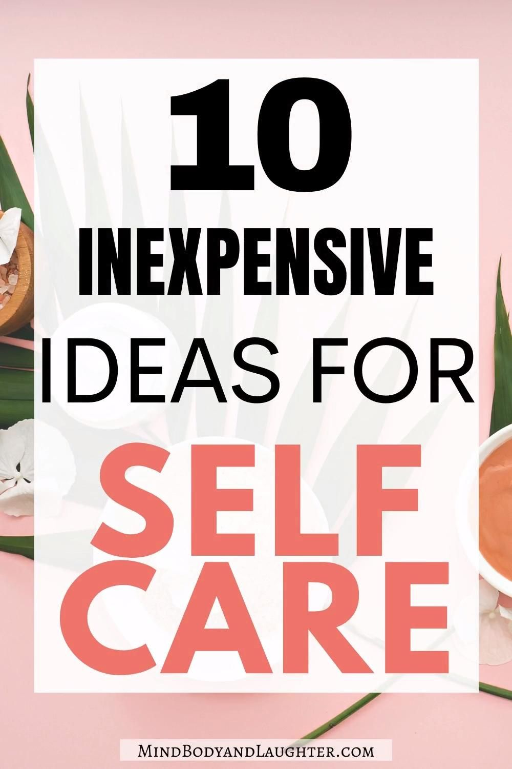 Check out these 10 budget-friendly ideas for a perfect self care day. You don't have to go shopping to practice self care and destress. Challenge yourself to make a self care checklist and give time for yourself at least 10-30 minutes daily - not just on Sunday!  These are some of my favorite tips, so click to read more details and learn to relax. #selfcare #selflove #stressrelief #healthtips #wellness #stressfree #selfcaretips