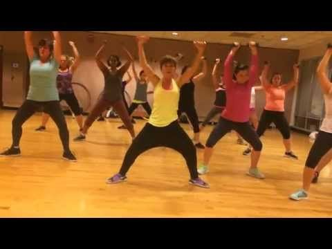 Go Girl Pitbull Dance Fitness Workout With Weights Valeo Club