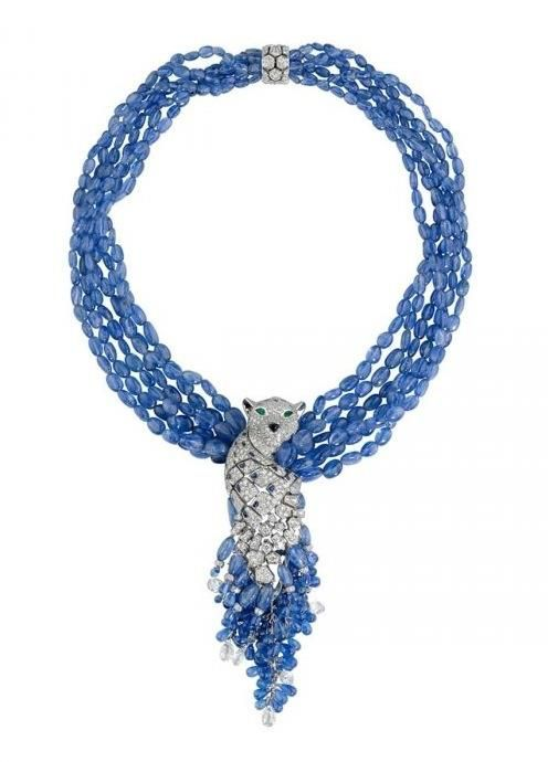 cartier...saw this very necklace in a Spanish fashion magazine while at costa del Sol.