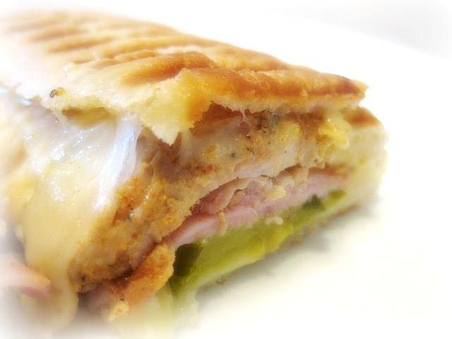 A Cuban Sandwich | Brenda's Canadian Kitchen