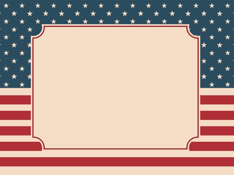 American Nation Flag Backgrounds Powerpoint Background Templates Powerpoint Templates American Flag Background