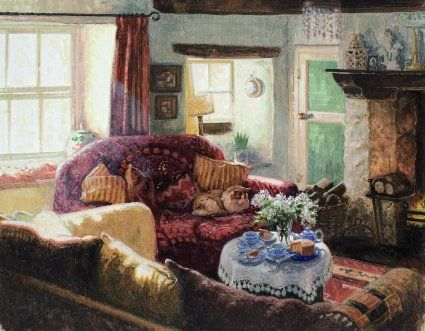 Tea By The Fire Stephen Darbishire