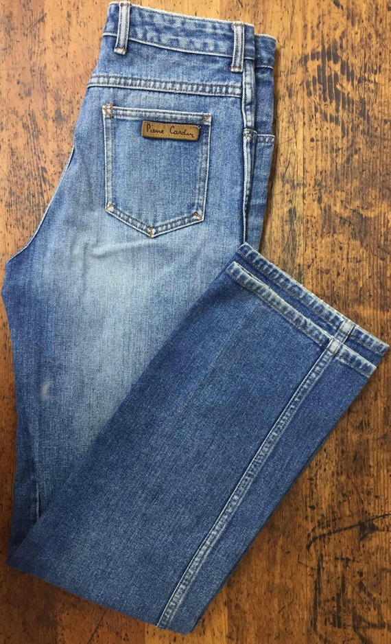 competitive price 100% genuine finest selection Pierre Cardin 70s Designer Jeans, Authentic, 70s size 9/10 ...