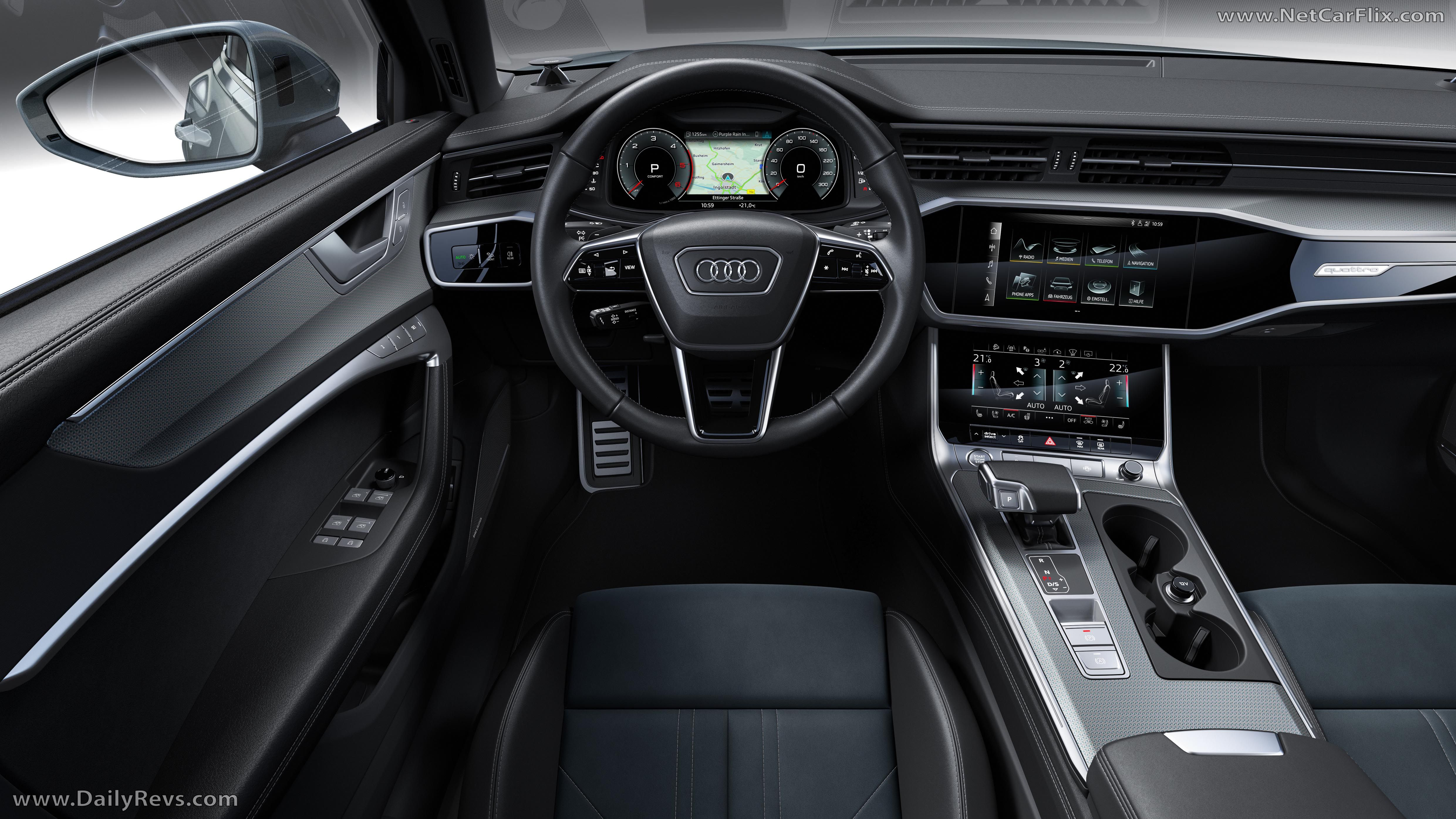 2020 Audi A6 Allroad Quattro Pictures Images Photos Wallpapers