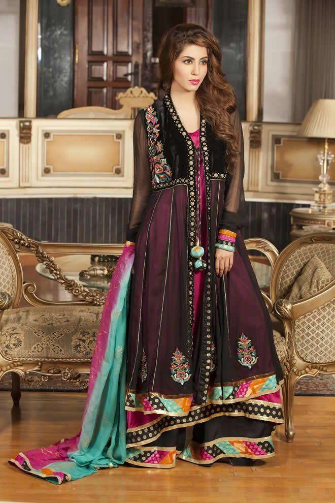 New pakistani style dresses