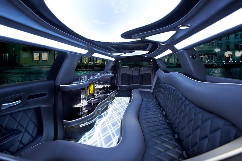 Chrysler 300 Stretch Dream Limousines Inc We Specialize In
