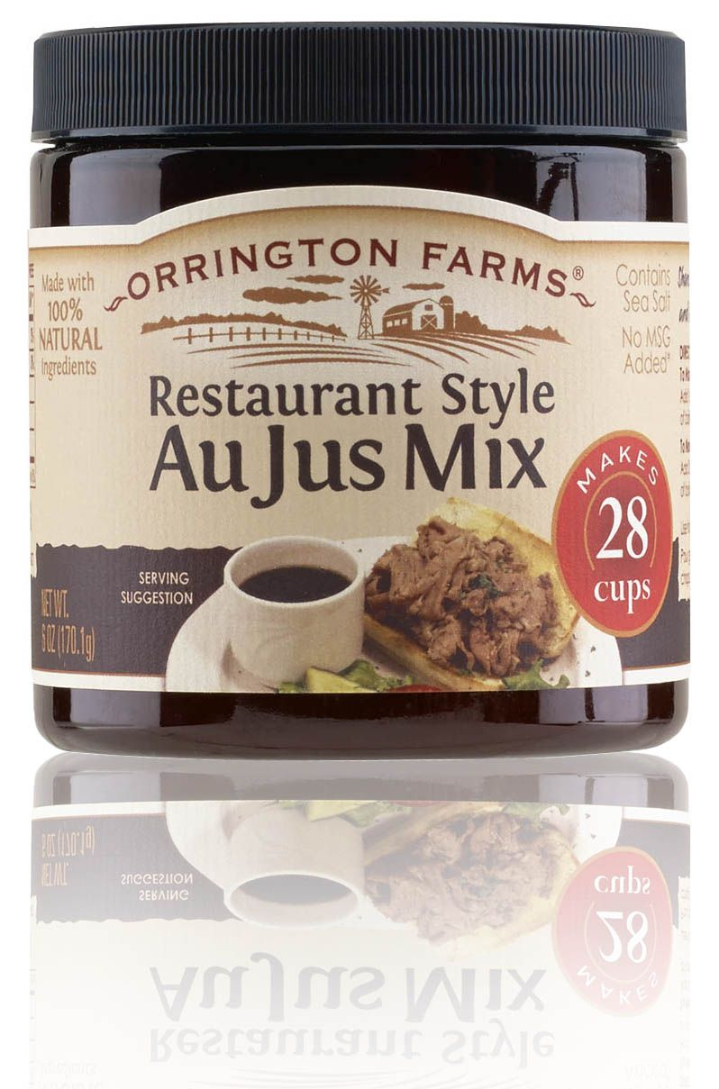 Orrington Farms® All Natural Restaurant Style Au Jus