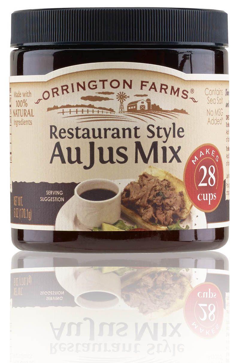 Orrington Farms® All Natural Restaurant Style Au Jus