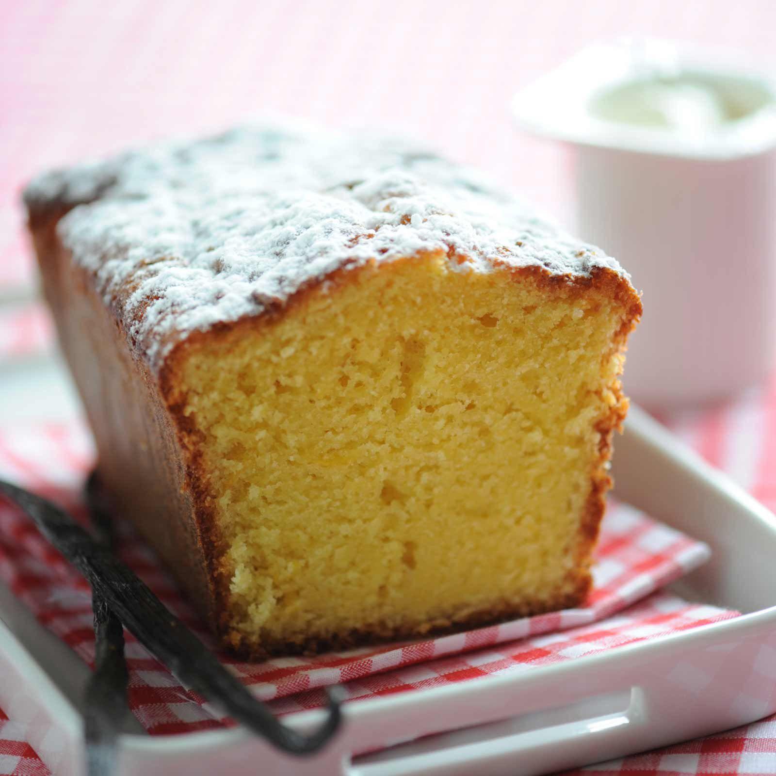 La recette de gateau a la vanille