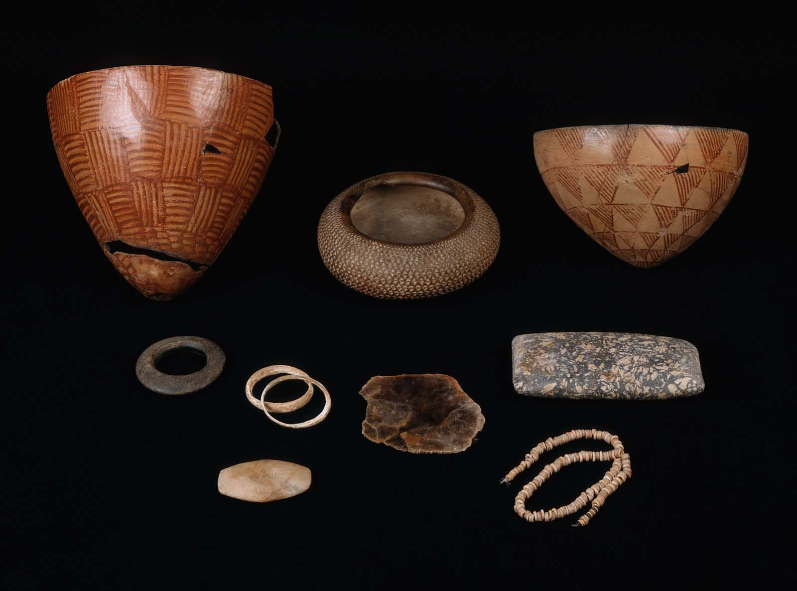 Nubian  A-Group  3100–3000 B.C.  Findspot: Nubia, Egypt, Dakka, Cemetery 98, Grave 806