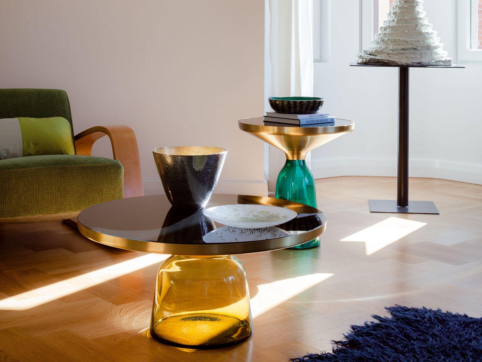 bell table for classicon by sebastian herkner