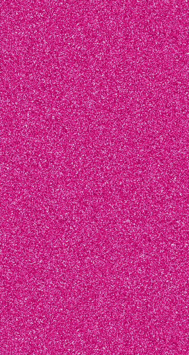 Hot Pink Glitter Sparkle Glow Phone Wallpaper Background