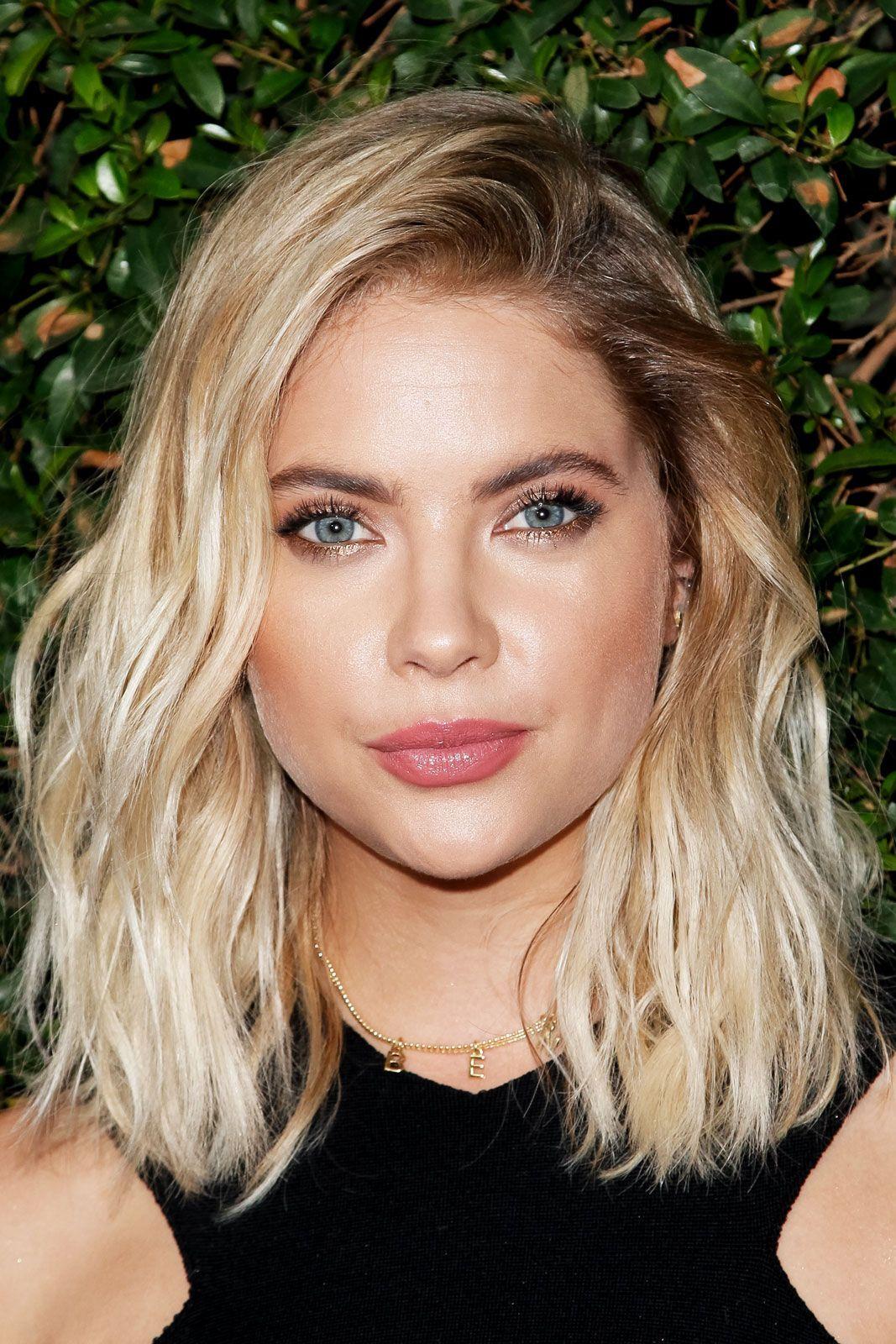 Beauty look we love blonde hair dark brows w pinterest hair