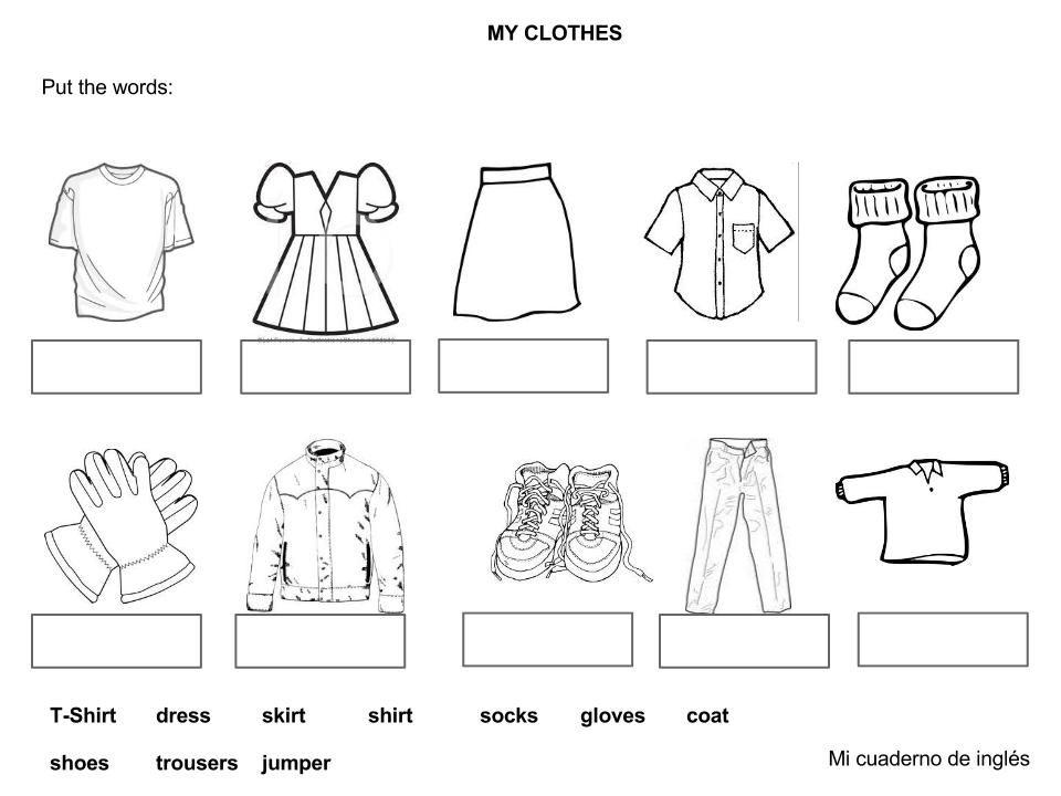 Resultado de imagen para exercises with clothes | CLOTHES ...