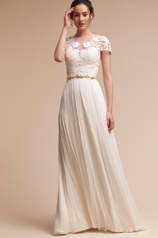 Jazelle Gown from @BHLDN | Wedding Planning | Pinterest ...