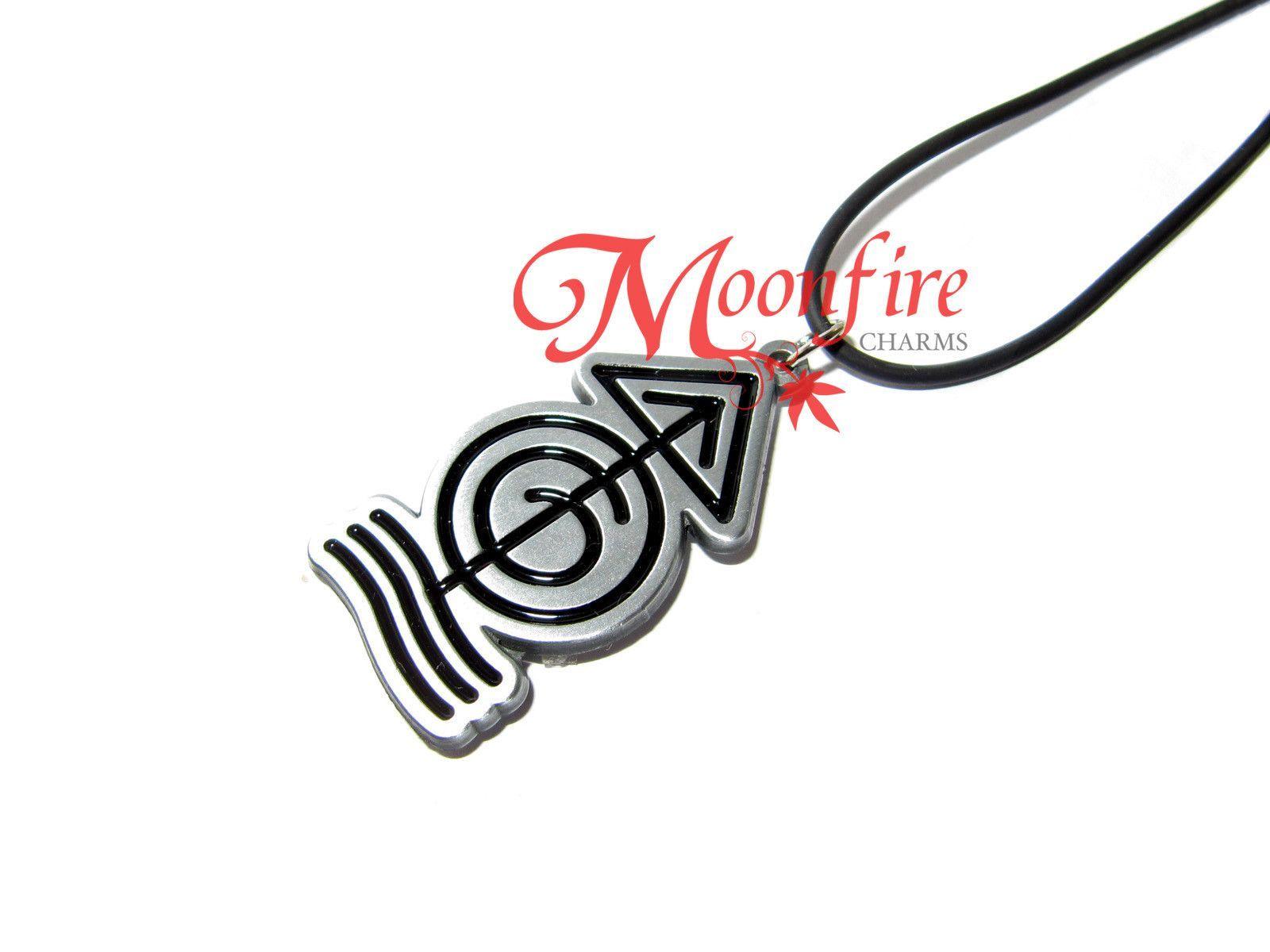 THE MAGISTERIUM Quincunx Symbol Pendant Necklace