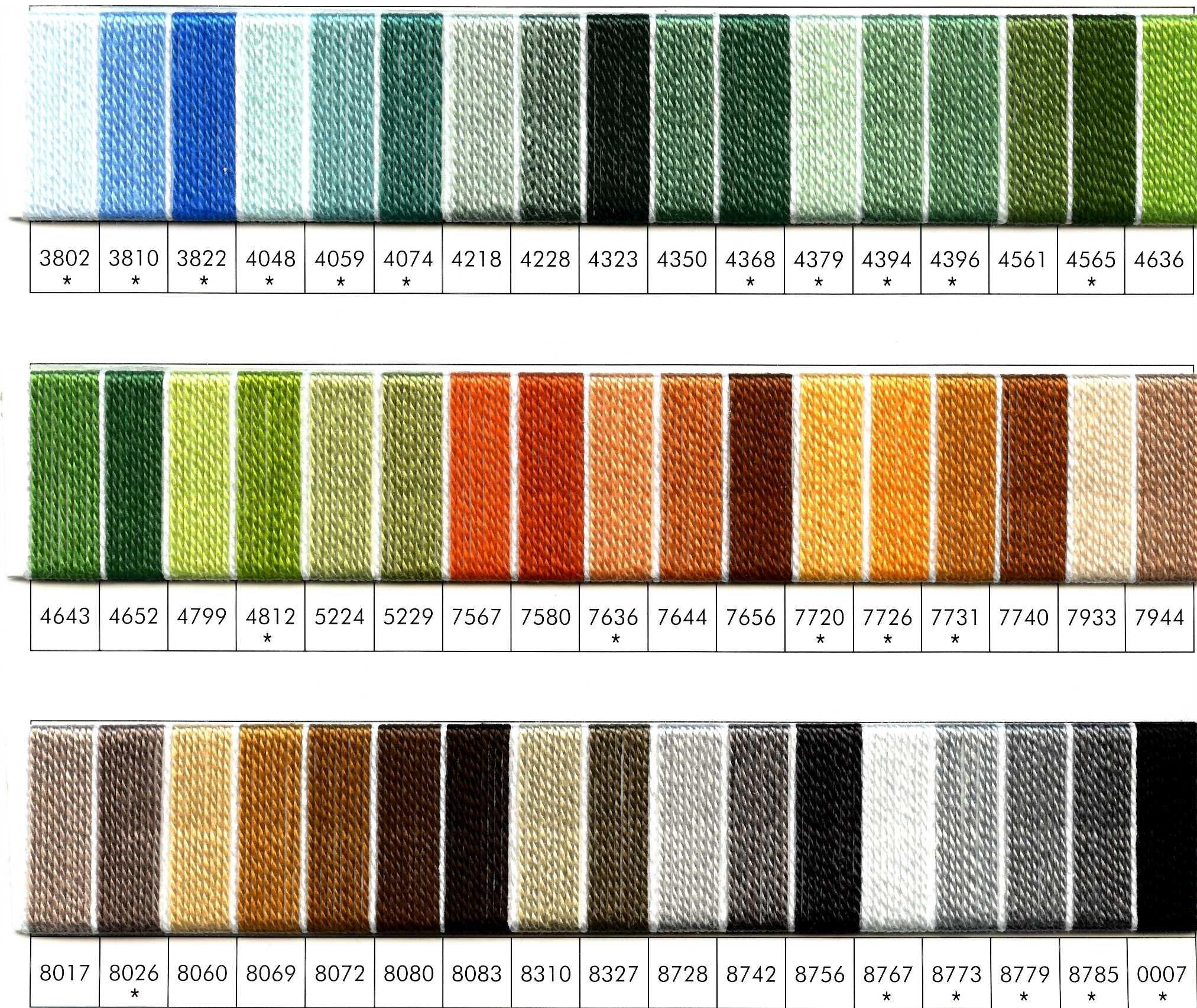 Presencia thread color chart google search inspiration not presencia thread color chart google search nvjuhfo Images