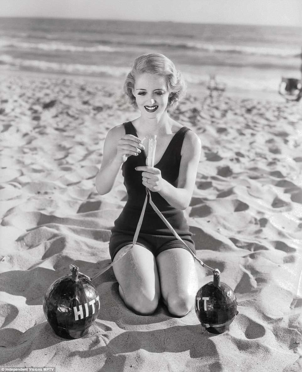 Stunning vintage photos show Marilyn Monroe and other
