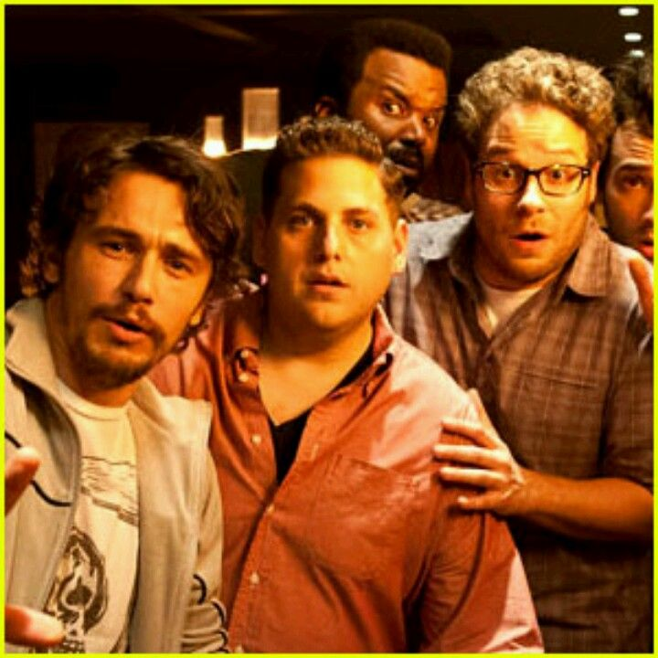 """#jamesfranco #sethrogen #jonahhill and more in """"This is the end movie"""".. For summer 2012!!!!!!"""