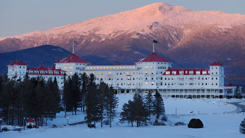 The Mount Washington Resort Omni Mount Washington At