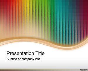 plantilla powerpoint con colores pasteles plantillas powerpoint