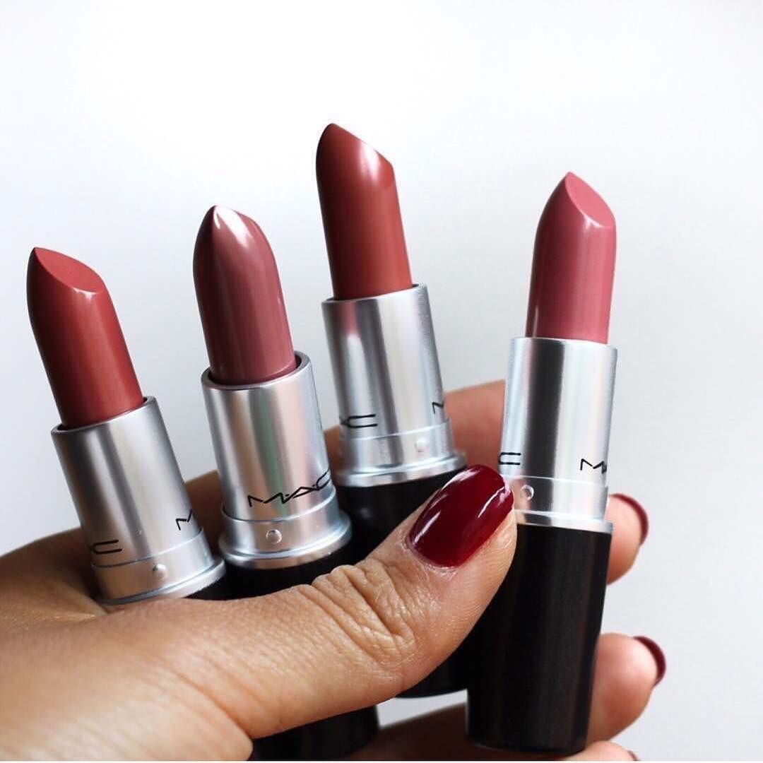 These 32 Gorgeous Mac Lipsticks Are Awesome - Peach blossom , Modesty, Kinda sexy, Shanghai spice,The perfect Nude Lipsticks #lipstick #mac #nudelip #maclipstick
