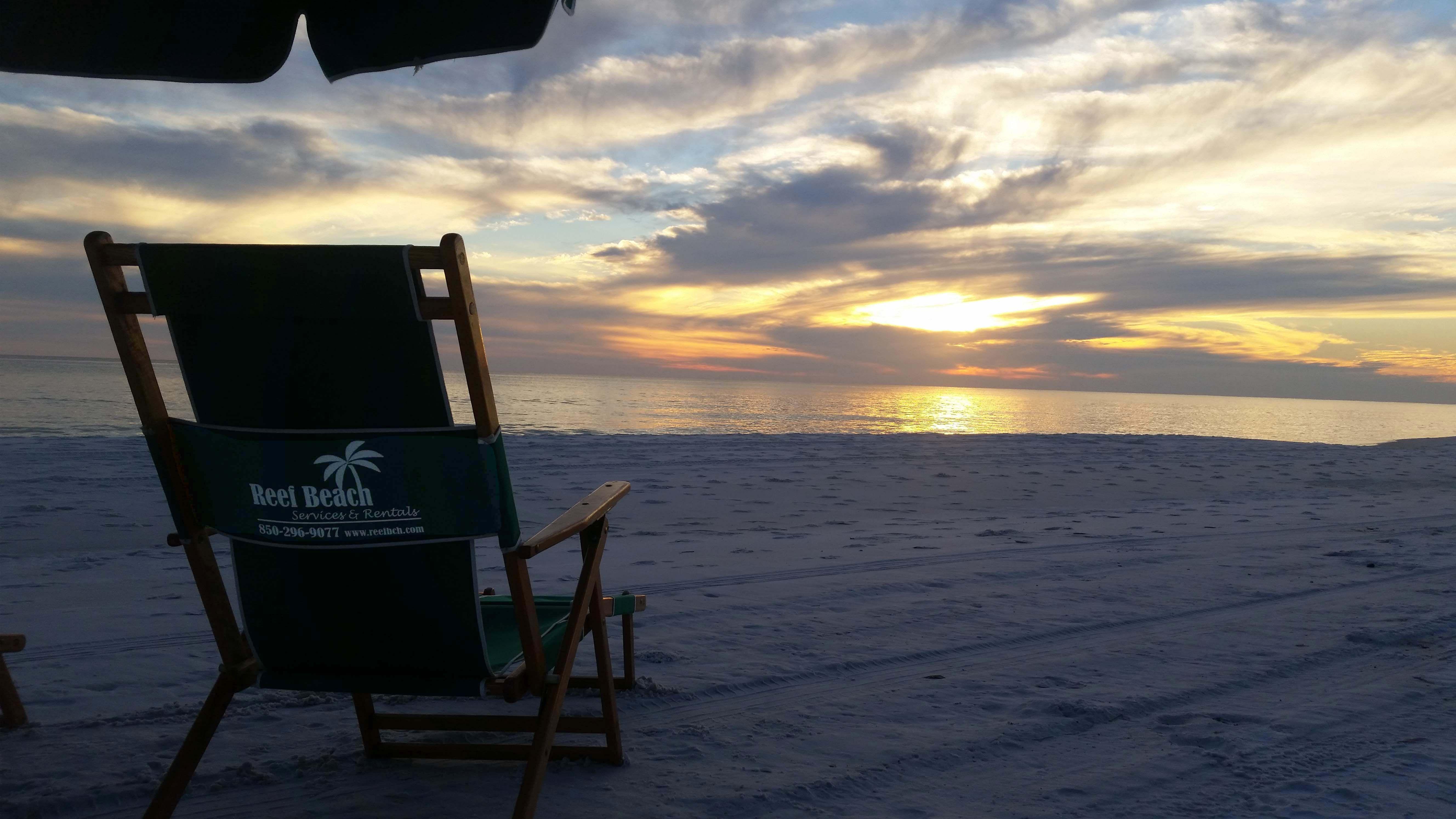 reef beach services & rentals in santa rosa beach, fl | natural