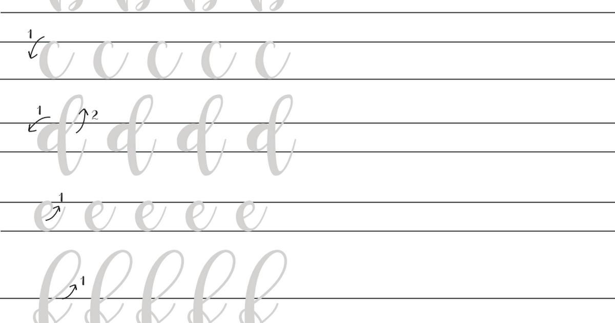 Aprender Lettering Proposito Bonitista Plantillas Lettering