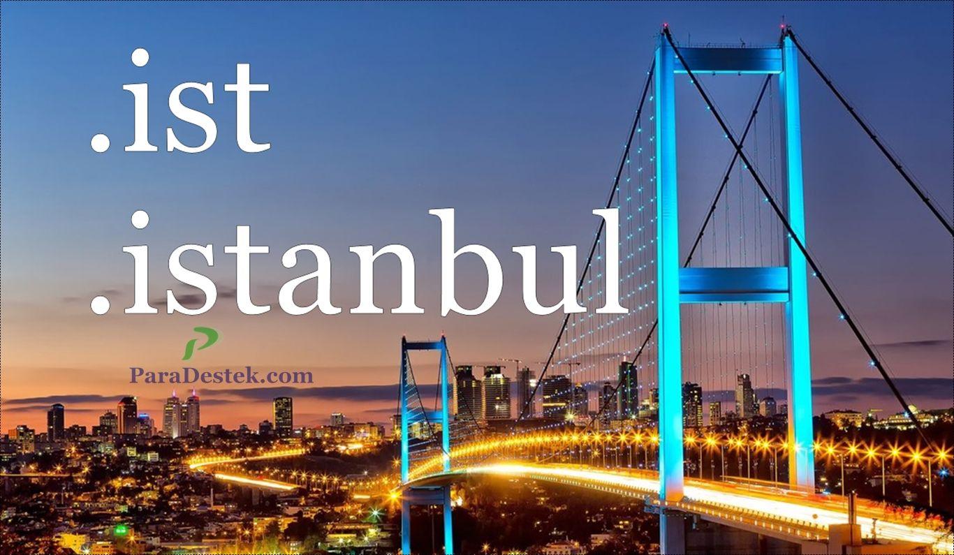 İstanbul domain için kayıt tarih ve fiyatları - https://www.paradestek.com/istanbul-domain-fiyat-ve-tarihleri/