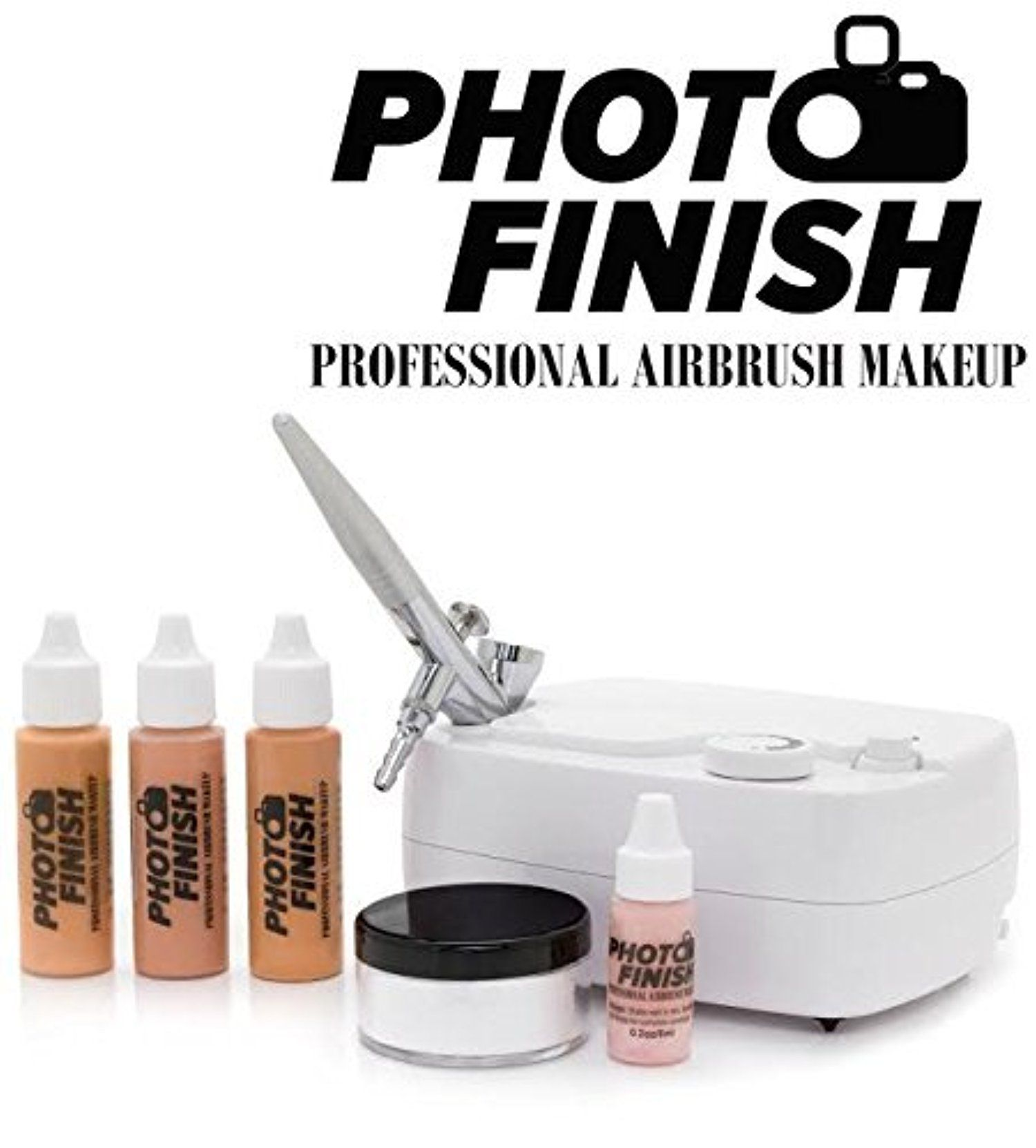 Photo Finish Professional Airbrush Cosmetic Makeup System