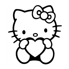 Bildergebnis fr ausmalbilder hello kitty  Hello Kitty