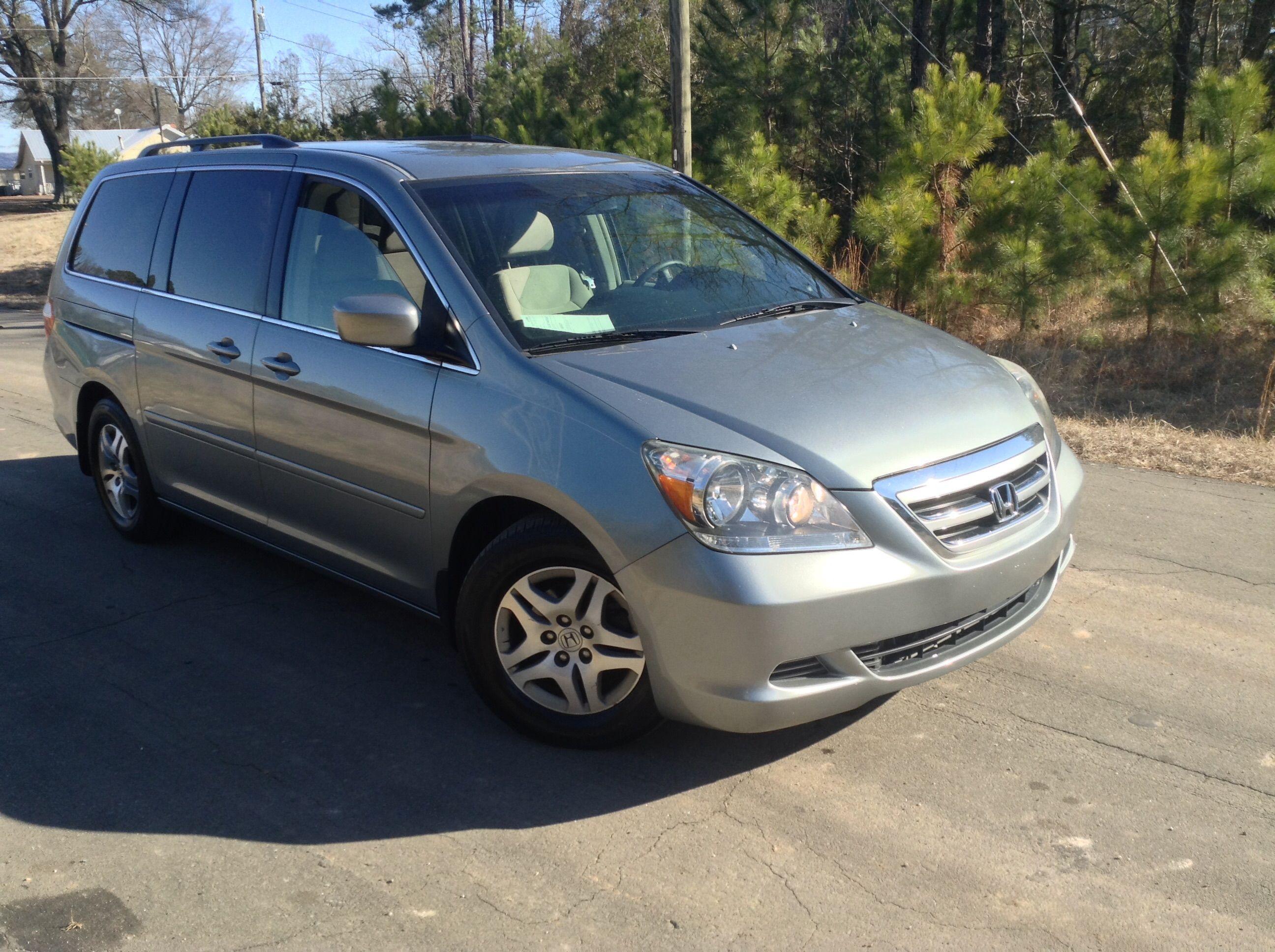 2005 Honda Odyssey For Sale >> Used 2005 Honda Odyssey For Sale Durham Nc Honda Odyssey