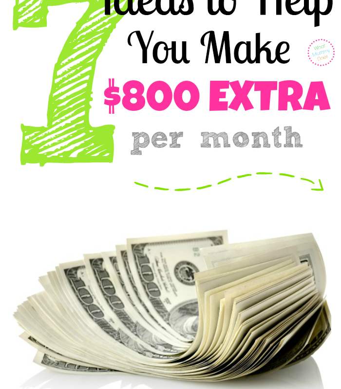 Ideas To Help You Make To Extra Per Month Selling