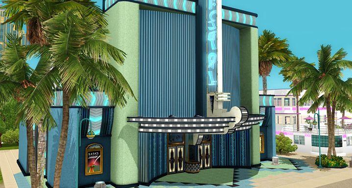 Roaring Heights - Store - Die Sims™ 3