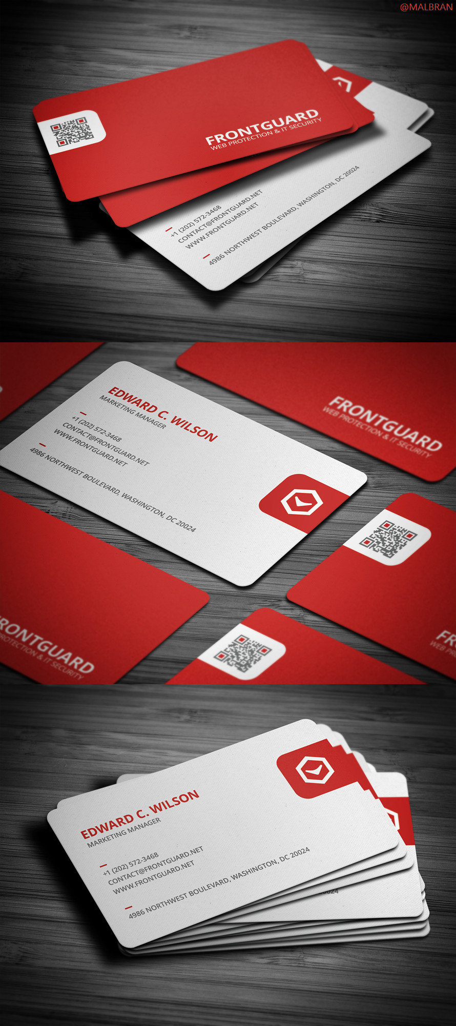 Business card tarjeta personal business cards tarjetas creative business card by flowpixel reheart Gallery