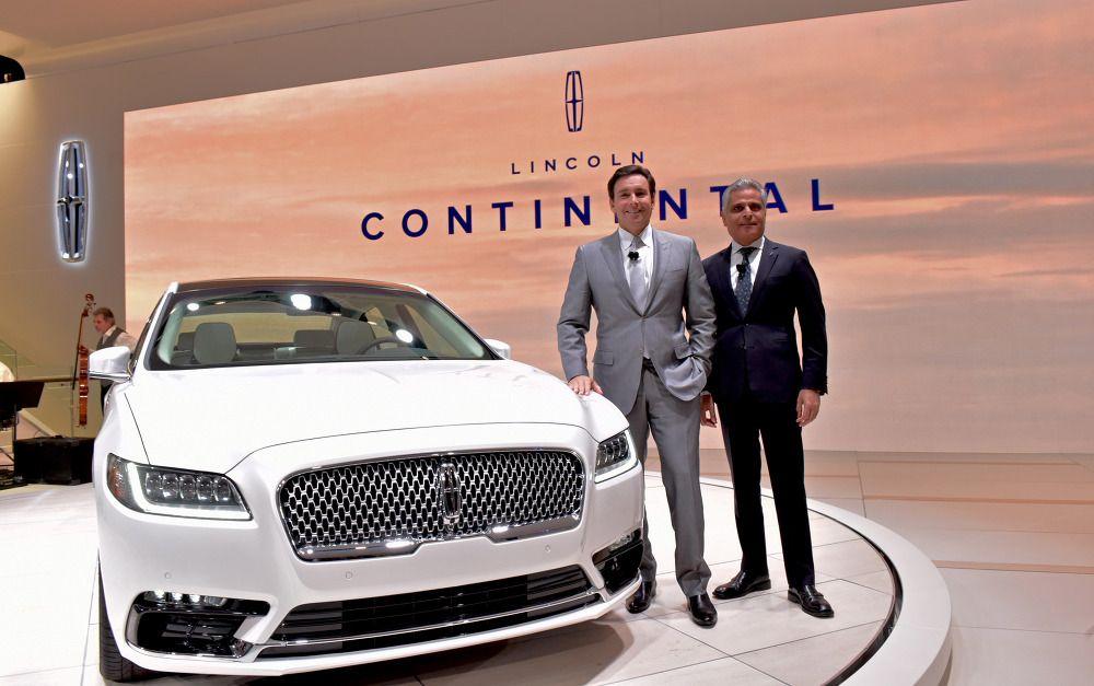 2016 북미 오토쇼 링컨 신형 컨티넨탈 Lincoln Continental 고급진 사진들 카이미지넷 자동차 사진 Car Pictures 의 모든 것 링컨 자동차 사진