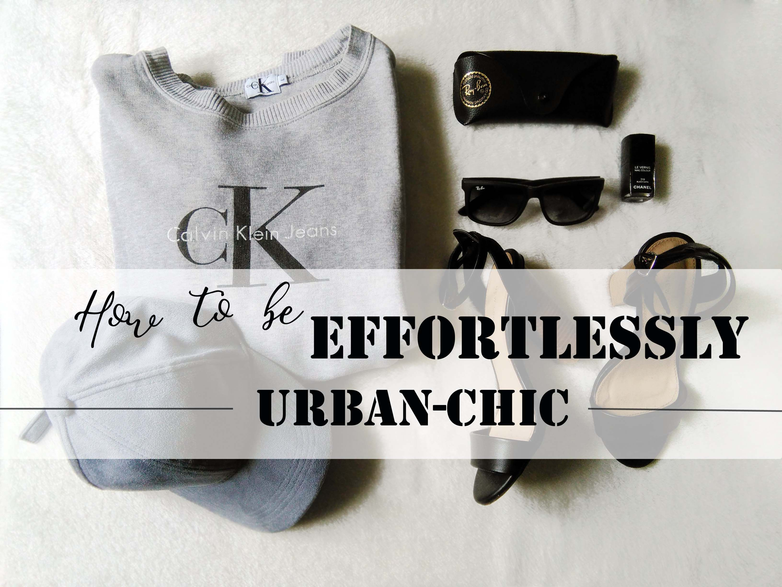 Urban-Chic Outfits and the art of effortless dressing on www.chelf.net