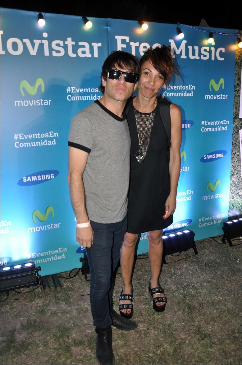 Joaquín Levinton y Ernestina Pais | #MovistarFreeMusic Festival ...