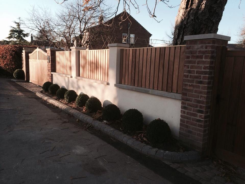 Boundary Fence Designs