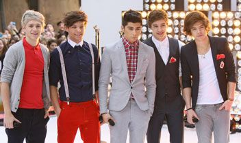 Photo of 'One Direction' Makes History with Billboard Debut